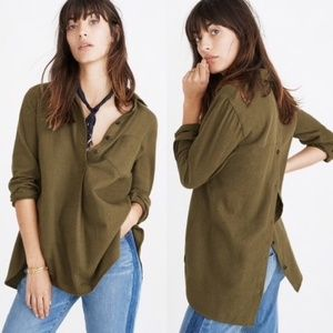 Madewell | Popover Flannel